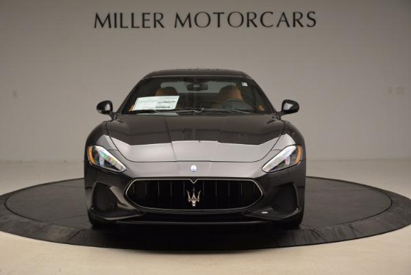New 2018 Maserati GranTurismo Sport Coupe for sale Sold at Pagani of Greenwich in Greenwich CT 06830 12