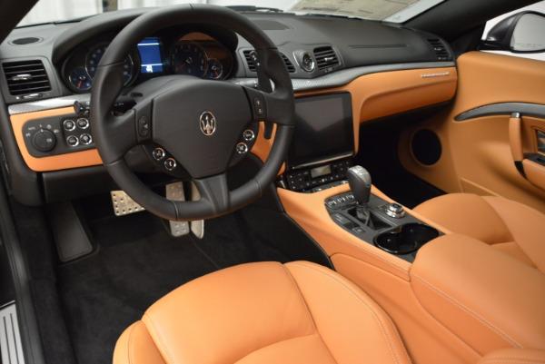 New 2018 Maserati GranTurismo Sport Coupe for sale Sold at Pagani of Greenwich in Greenwich CT 06830 13