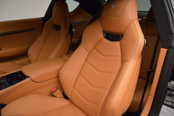 New 2018 Maserati GranTurismo Sport Coupe for sale Sold at Pagani of Greenwich in Greenwich CT 06830 15