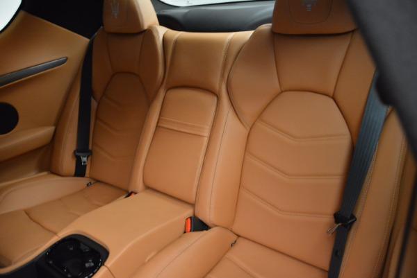 New 2018 Maserati GranTurismo Sport Coupe for sale Sold at Pagani of Greenwich in Greenwich CT 06830 16
