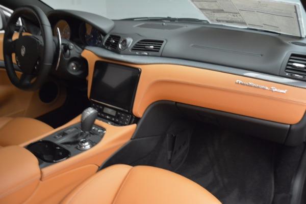 New 2018 Maserati GranTurismo Sport Coupe for sale Sold at Pagani of Greenwich in Greenwich CT 06830 18