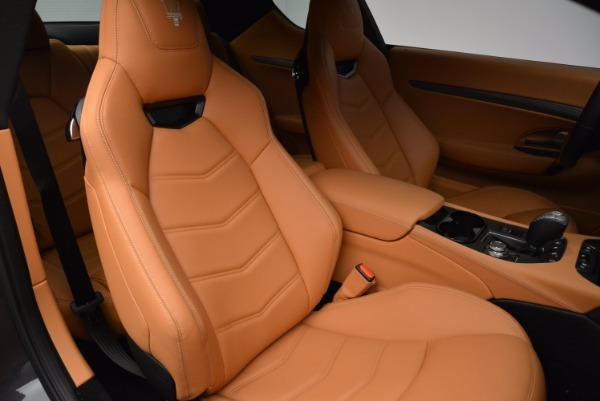 New 2018 Maserati GranTurismo Sport Coupe for sale Sold at Pagani of Greenwich in Greenwich CT 06830 20