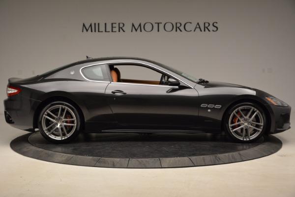 New 2018 Maserati GranTurismo Sport Coupe for sale Sold at Pagani of Greenwich in Greenwich CT 06830 9