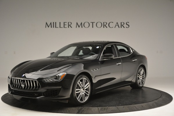 Used 2018 Maserati Ghibli S Q4 for sale Sold at Pagani of Greenwich in Greenwich CT 06830 2