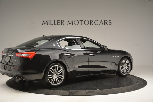 Used 2018 Maserati Ghibli S Q4 for sale Sold at Pagani of Greenwich in Greenwich CT 06830 8