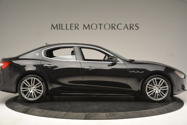 Used 2018 Maserati Ghibli S Q4 for sale Sold at Pagani of Greenwich in Greenwich CT 06830 9