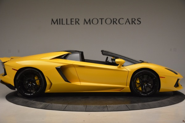 Used 2015 Lamborghini Aventador LP 700-4 Roadster for sale Sold at Pagani of Greenwich in Greenwich CT 06830 10