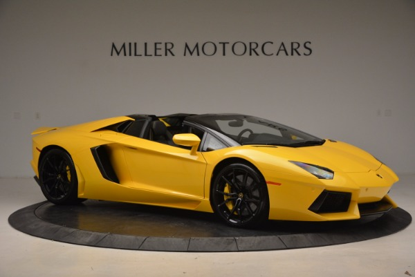 Used 2015 Lamborghini Aventador LP 700-4 Roadster for sale Sold at Pagani of Greenwich in Greenwich CT 06830 11