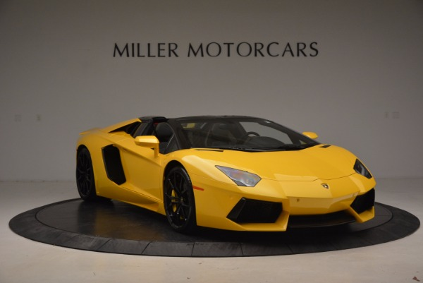 Used 2015 Lamborghini Aventador LP 700-4 Roadster for sale Sold at Pagani of Greenwich in Greenwich CT 06830 12