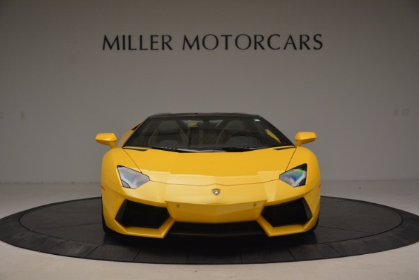 Used 2015 Lamborghini Aventador LP 700-4 Roadster for sale Sold at Pagani of Greenwich in Greenwich CT 06830 13