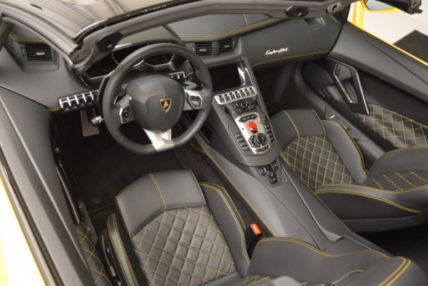 Used 2015 Lamborghini Aventador LP 700-4 Roadster for sale Sold at Pagani of Greenwich in Greenwich CT 06830 14