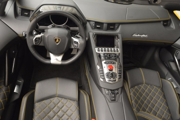 Used 2015 Lamborghini Aventador LP 700-4 Roadster for sale Sold at Pagani of Greenwich in Greenwich CT 06830 16