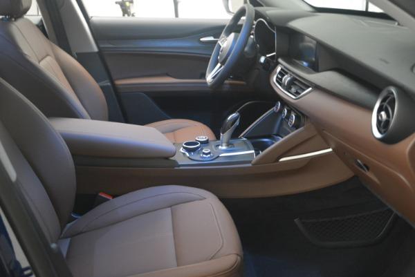 New 2018 Alfa Romeo Stelvio Q4 for sale Sold at Pagani of Greenwich in Greenwich CT 06830 22