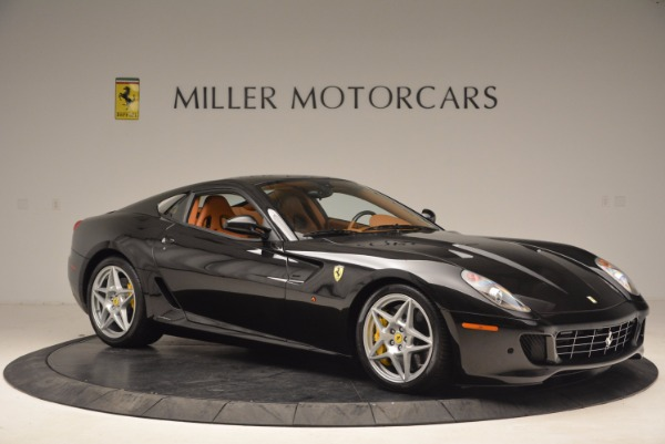 Used 2008 Ferrari 599 GTB Fiorano for sale Sold at Pagani of Greenwich in Greenwich CT 06830 10