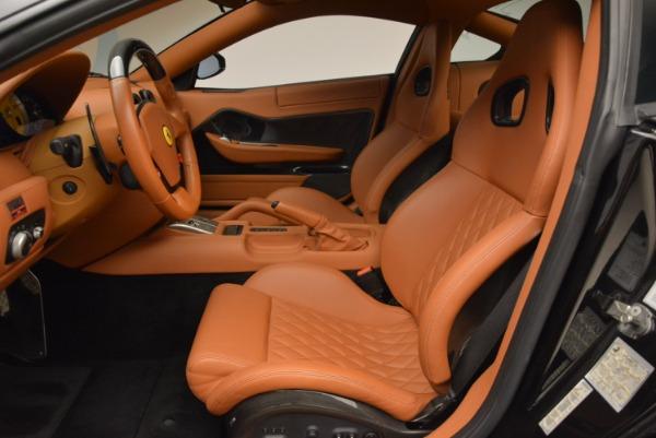 Used 2008 Ferrari 599 GTB Fiorano for sale Sold at Pagani of Greenwich in Greenwich CT 06830 14