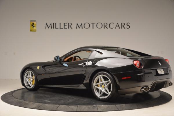 Used 2008 Ferrari 599 GTB Fiorano for sale Sold at Pagani of Greenwich in Greenwich CT 06830 4