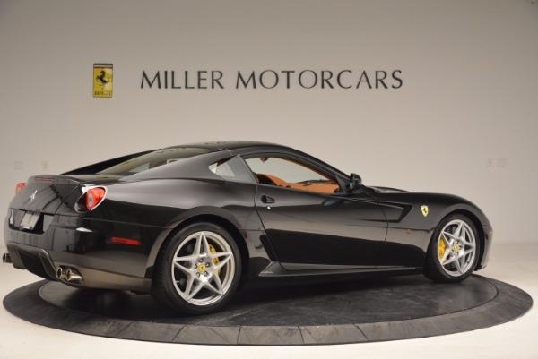 Used 2008 Ferrari 599 GTB Fiorano for sale Sold at Pagani of Greenwich in Greenwich CT 06830 8