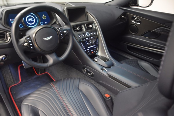 Used 2017 Aston Martin DB11 for sale Sold at Pagani of Greenwich in Greenwich CT 06830 14