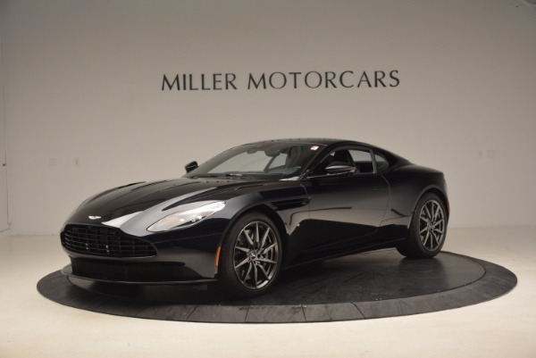 Used 2017 Aston Martin DB11 for sale Sold at Pagani of Greenwich in Greenwich CT 06830 2