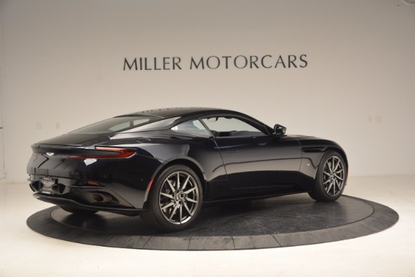Used 2017 Aston Martin DB11 for sale Sold at Pagani of Greenwich in Greenwich CT 06830 8