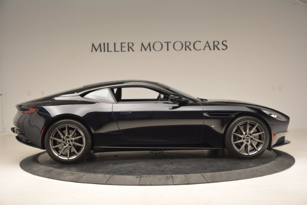 Used 2017 Aston Martin DB11 for sale Sold at Pagani of Greenwich in Greenwich CT 06830 9