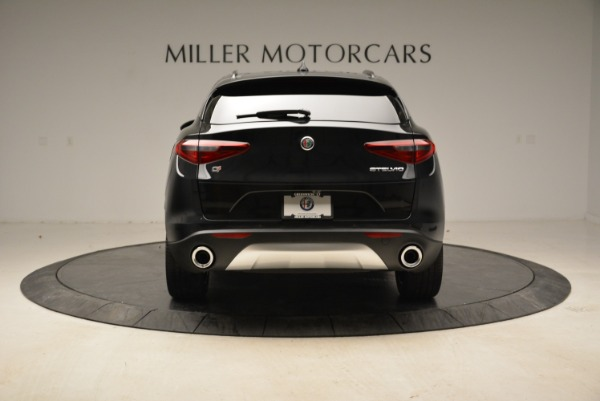 New 2018 Alfa Romeo Stelvio Ti Sport Q4 for sale Sold at Pagani of Greenwich in Greenwich CT 06830 6