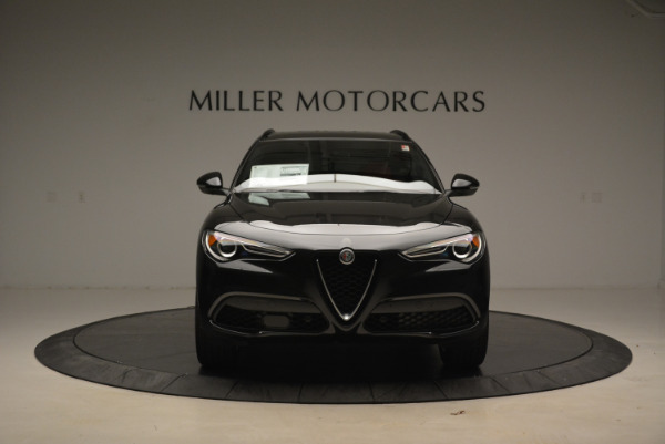 New 2018 Alfa Romeo Stelvio Ti Sport Q4 for sale Sold at Pagani of Greenwich in Greenwich CT 06830 12