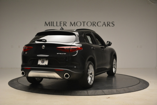 New 2018 Alfa Romeo Stelvio Ti Sport Q4 for sale Sold at Pagani of Greenwich in Greenwich CT 06830 7