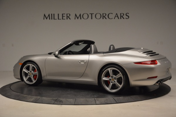 Used 2012 Porsche 911 Carrera S for sale Sold at Pagani of Greenwich in Greenwich CT 06830 10