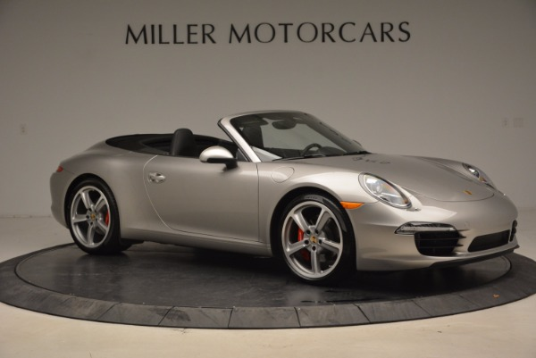 Used 2012 Porsche 911 Carrera S for sale Sold at Pagani of Greenwich in Greenwich CT 06830 12