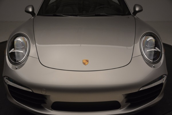 Used 2012 Porsche 911 Carrera S for sale Sold at Pagani of Greenwich in Greenwich CT 06830 13