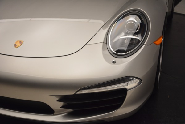 Used 2012 Porsche 911 Carrera S for sale Sold at Pagani of Greenwich in Greenwich CT 06830 15