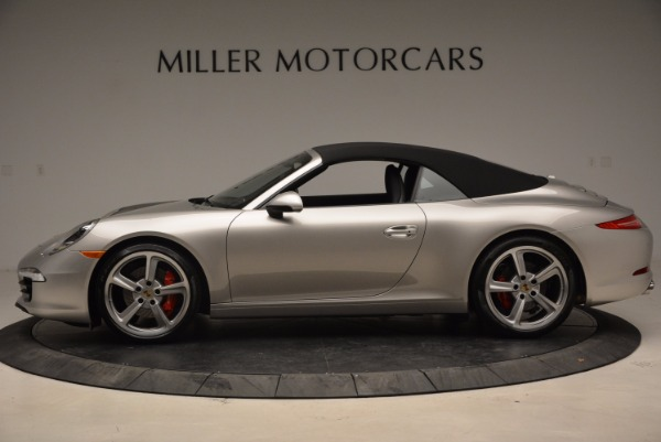 Used 2012 Porsche 911 Carrera S for sale Sold at Pagani of Greenwich in Greenwich CT 06830 2