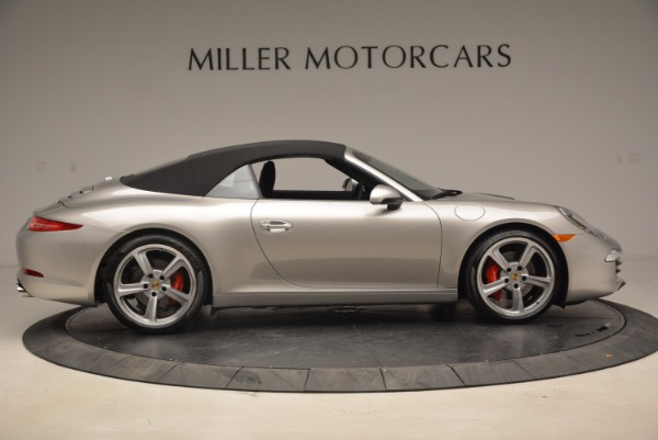 Used 2012 Porsche 911 Carrera S for sale Sold at Pagani of Greenwich in Greenwich CT 06830 4