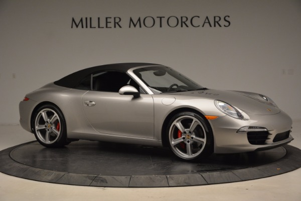 Used 2012 Porsche 911 Carrera S for sale Sold at Pagani of Greenwich in Greenwich CT 06830 5