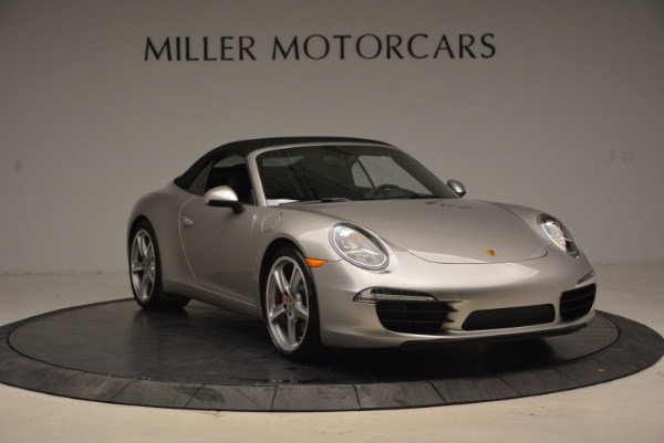 Used 2012 Porsche 911 Carrera S for sale Sold at Pagani of Greenwich in Greenwich CT 06830 6