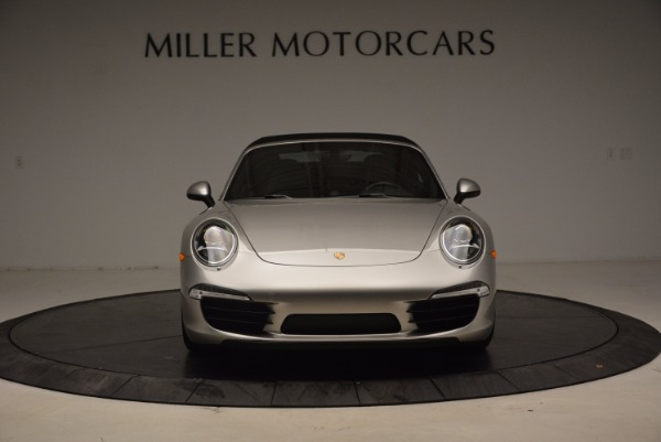 Used 2012 Porsche 911 Carrera S for sale Sold at Pagani of Greenwich in Greenwich CT 06830 7
