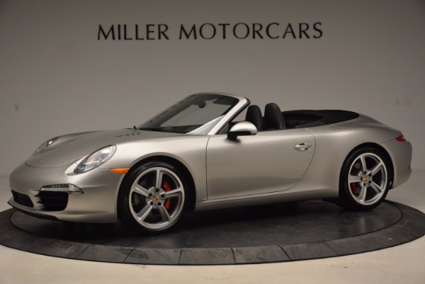 Used 2012 Porsche 911 Carrera S for sale Sold at Pagani of Greenwich in Greenwich CT 06830 8