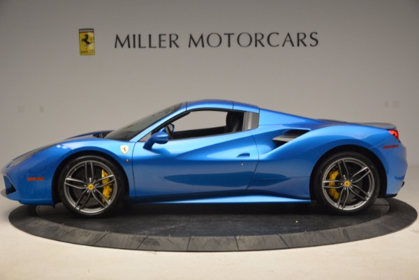 Used 2017 Ferrari 488 Spider for sale Sold at Pagani of Greenwich in Greenwich CT 06830 14