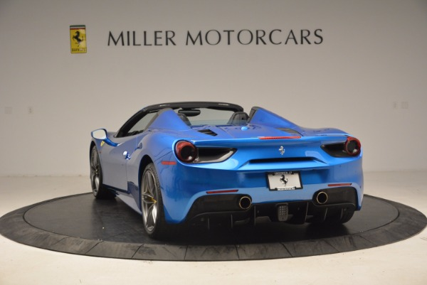 Used 2017 Ferrari 488 Spider for sale Sold at Pagani of Greenwich in Greenwich CT 06830 5