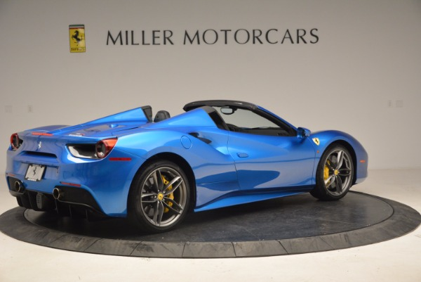 Used 2017 Ferrari 488 Spider for sale Sold at Pagani of Greenwich in Greenwich CT 06830 8