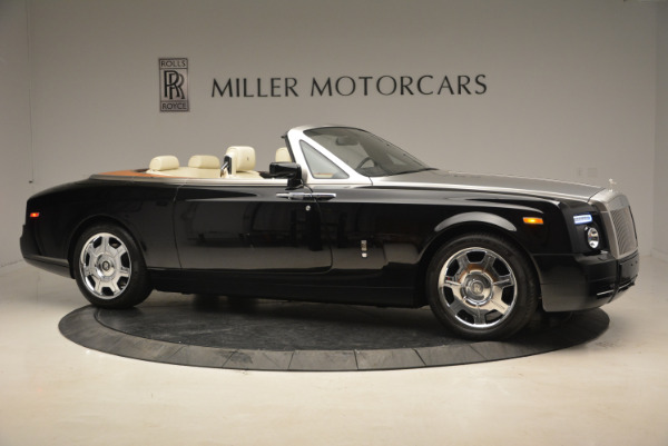 Used 2009 Rolls-Royce Phantom Drophead Coupe for sale Sold at Pagani of Greenwich in Greenwich CT 06830 11