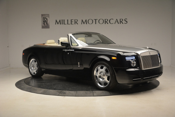 Used 2009 Rolls-Royce Phantom Drophead Coupe for sale Sold at Pagani of Greenwich in Greenwich CT 06830 12