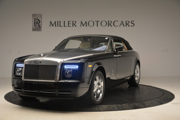 Used 2009 Rolls-Royce Phantom Drophead Coupe for sale Sold at Pagani of Greenwich in Greenwich CT 06830 14