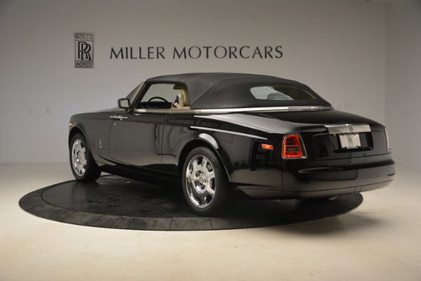 Used 2009 Rolls-Royce Phantom Drophead Coupe for sale Sold at Pagani of Greenwich in Greenwich CT 06830 17