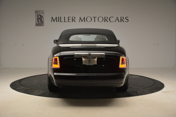 Used 2009 Rolls-Royce Phantom Drophead Coupe for sale Sold at Pagani of Greenwich in Greenwich CT 06830 18