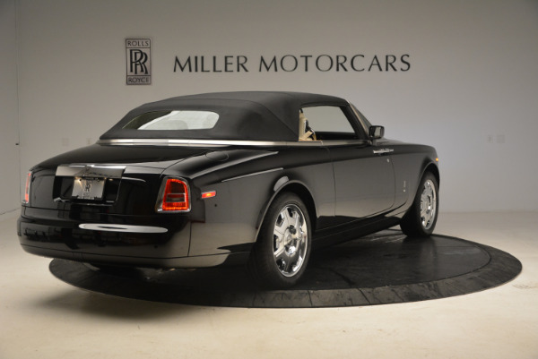 Used 2009 Rolls-Royce Phantom Drophead Coupe for sale Sold at Pagani of Greenwich in Greenwich CT 06830 19