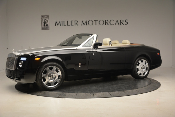 Used 2009 Rolls-Royce Phantom Drophead Coupe for sale Sold at Pagani of Greenwich in Greenwich CT 06830 2