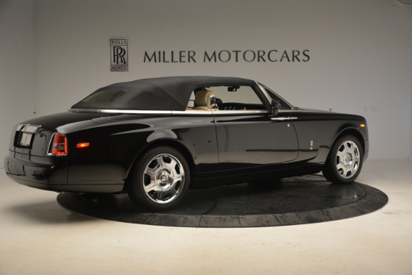Used 2009 Rolls-Royce Phantom Drophead Coupe for sale Sold at Pagani of Greenwich in Greenwich CT 06830 20