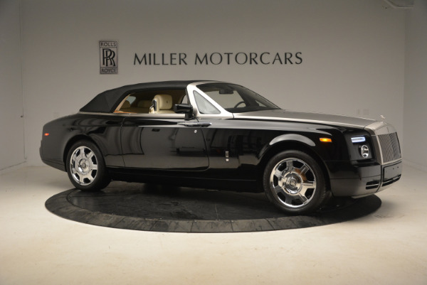 Used 2009 Rolls-Royce Phantom Drophead Coupe for sale Sold at Pagani of Greenwich in Greenwich CT 06830 22